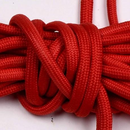 Tkaničky, 165 cm / Červené